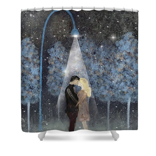 That Magic Moment Shower Curtain