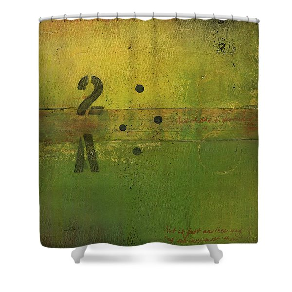 The 2a Shower Curtain