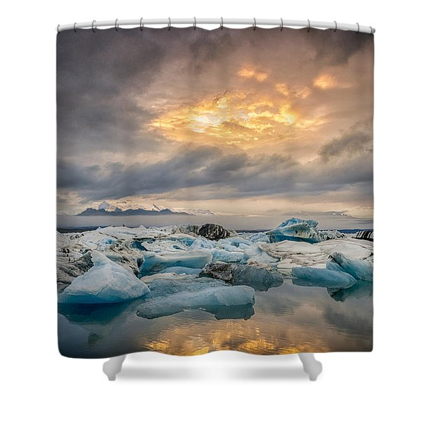 The Afternoon Has Gently Passed Me By Shower Curtain