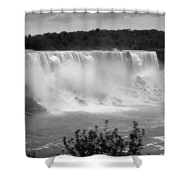 The American Falls Shower Curtain