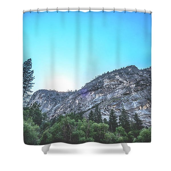 The Awe- Shower Curtain