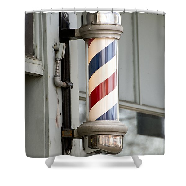 The Barber Shop 4 Shower Curtain