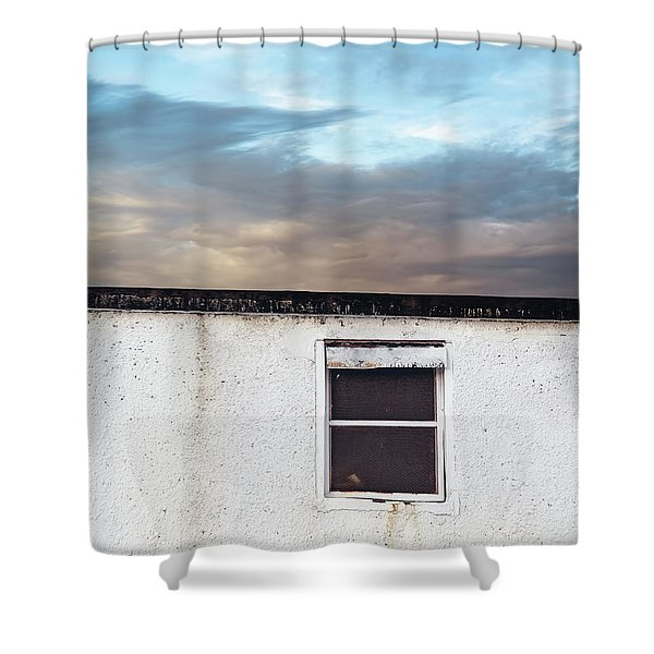 The Barrier Shower Curtain
