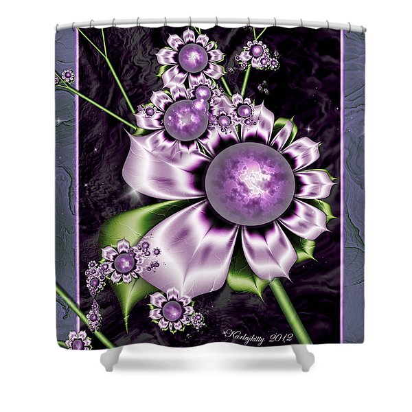 The Beauty Of Dreams Shower Curtain