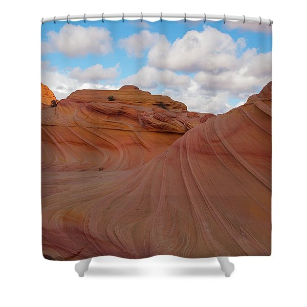 The Bends Shower Curtain