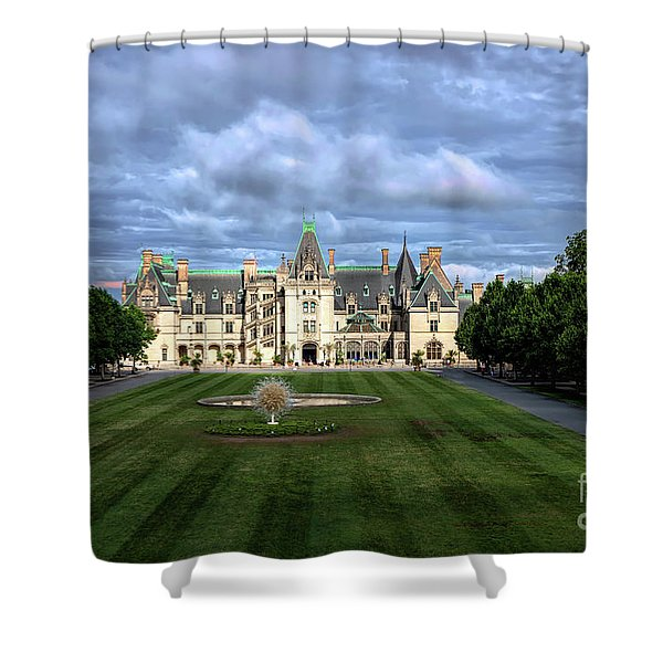The Biltmore Shower Curtain