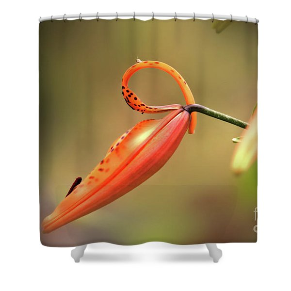 The Blooming Shower Curtain