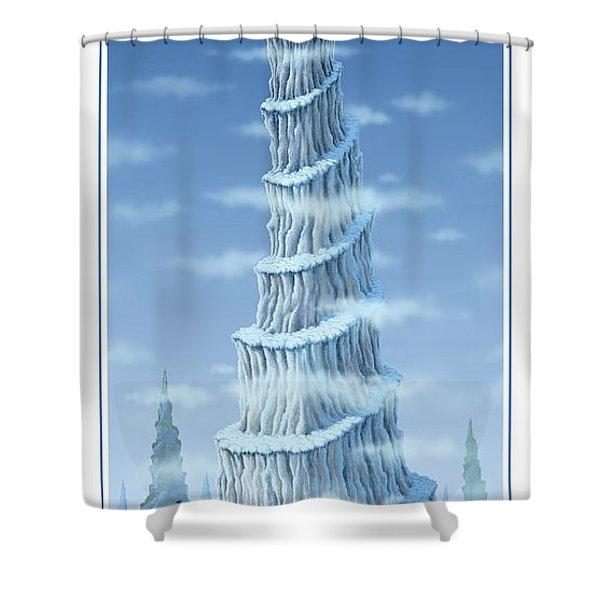 The Boondocks Shower Curtain