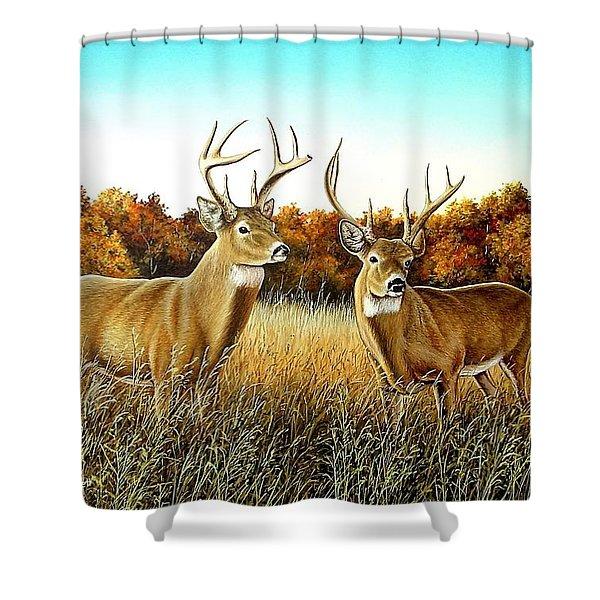 The Boys Shower Curtain