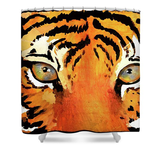 The Brave Shower Curtain