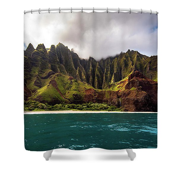 The Cathdral Shower Curtain