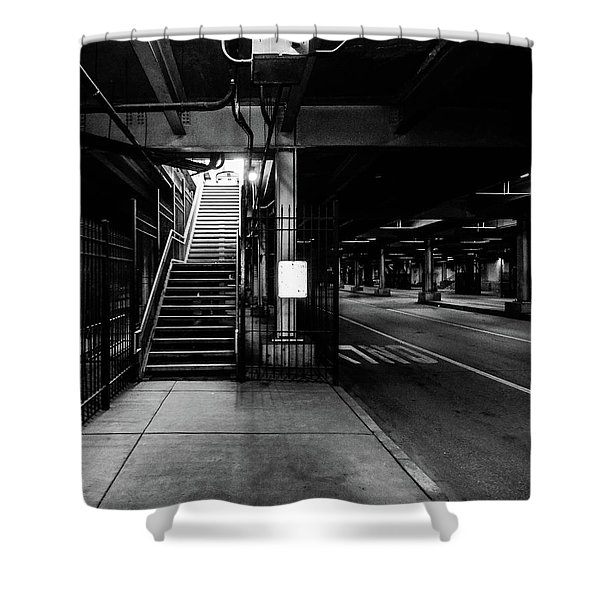 The Chi Lite Shower Curtain