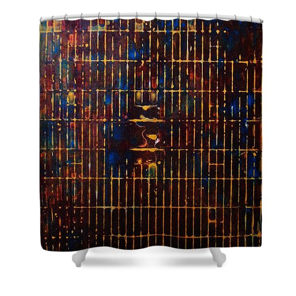 The Chocolate Tavern Shower Curtain