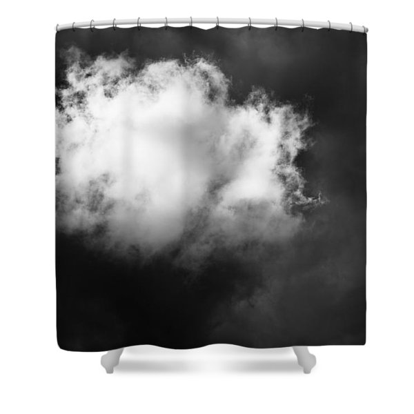 The Cloud Shower Curtain