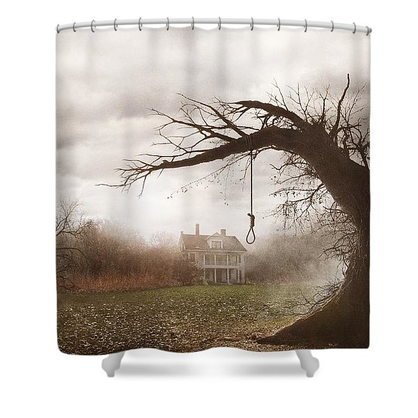The Conjuring 2013  Shower Curtain