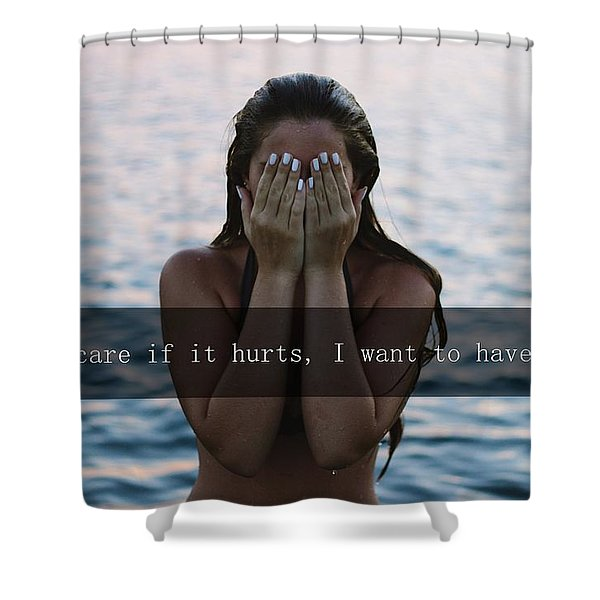 The Creep Shower Curtain