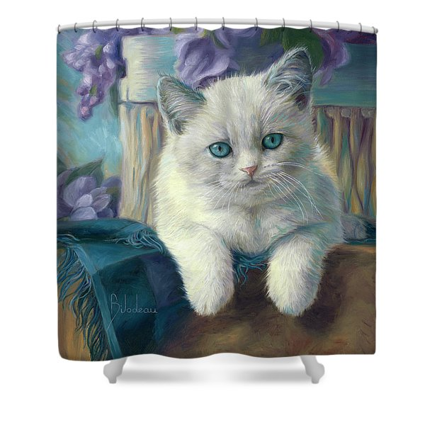 The Cutest Of Them All Shower Curtain