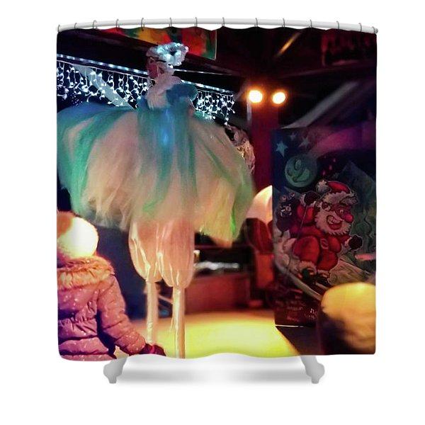 The Dance- Shower Curtain