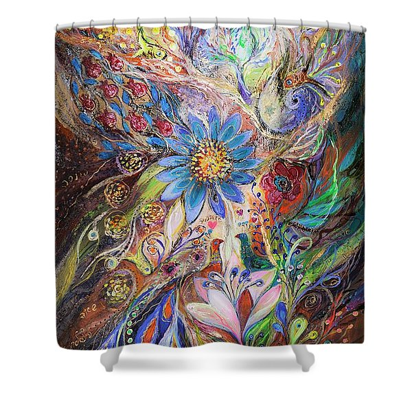 The Dance Of Light Shower Curtain