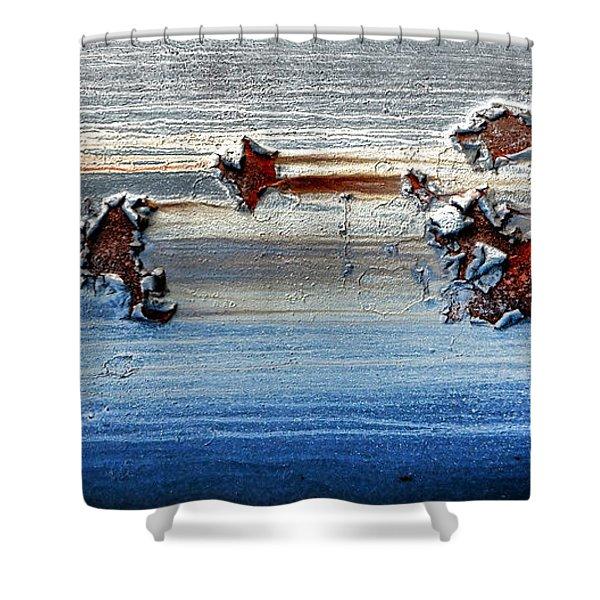 The Dead Sea Shower Curtain