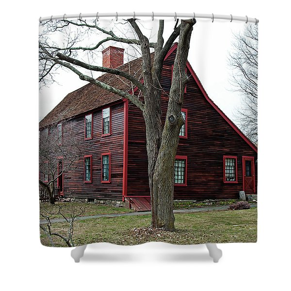 The Deane Winthrop House Shower Curtain