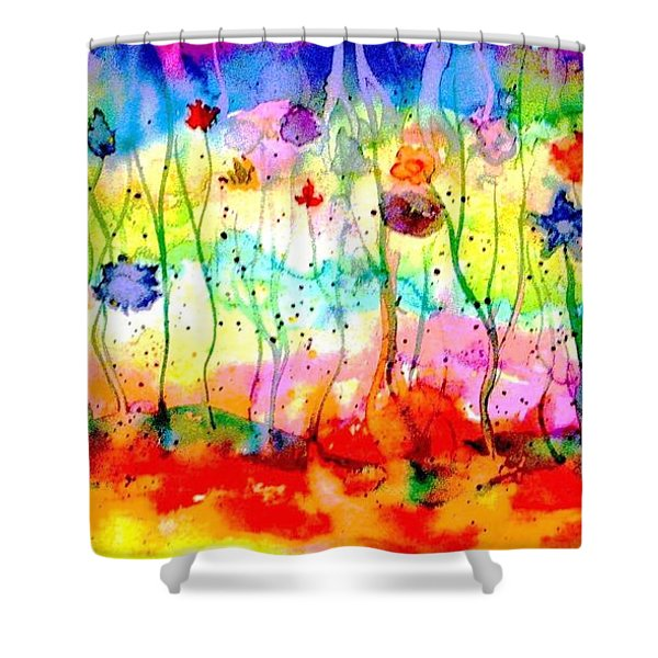 The Depths Of The Sea Shower Curtain