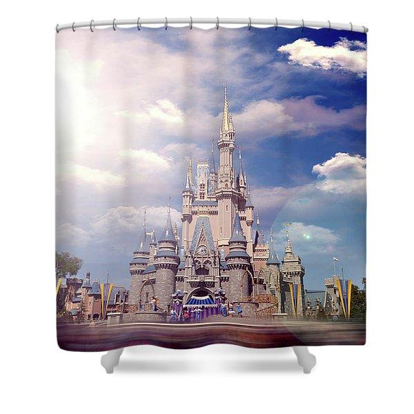 The Disney Rush Shower Curtain
