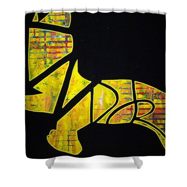 The Djr Shower Curtain