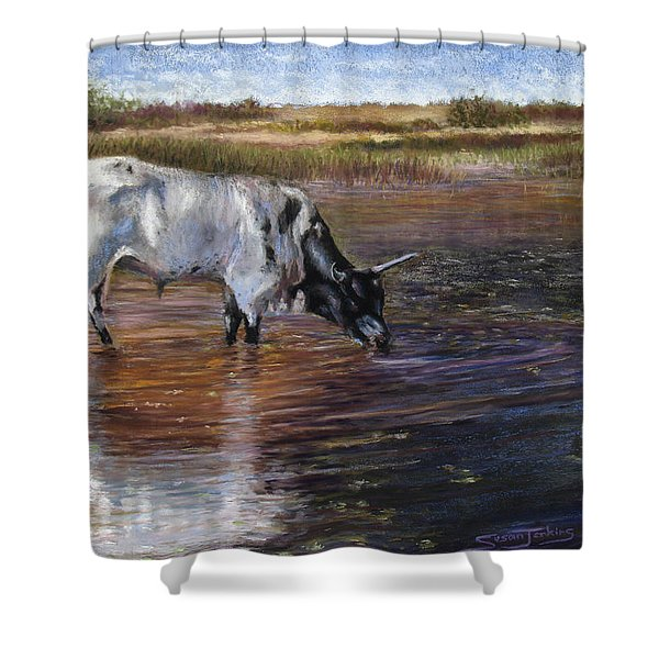 The Drink Shower Curtain