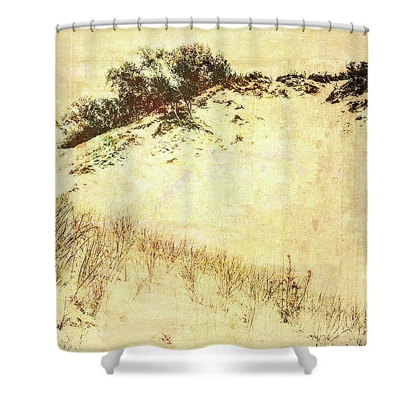 The Dunes Shower Curtain