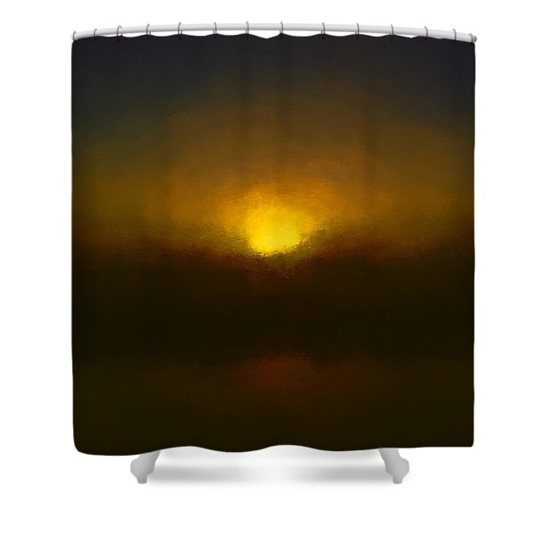The Eighth One Shower Curtain