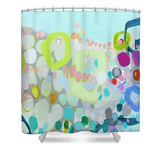 The Eleventh Hour Shower Curtain