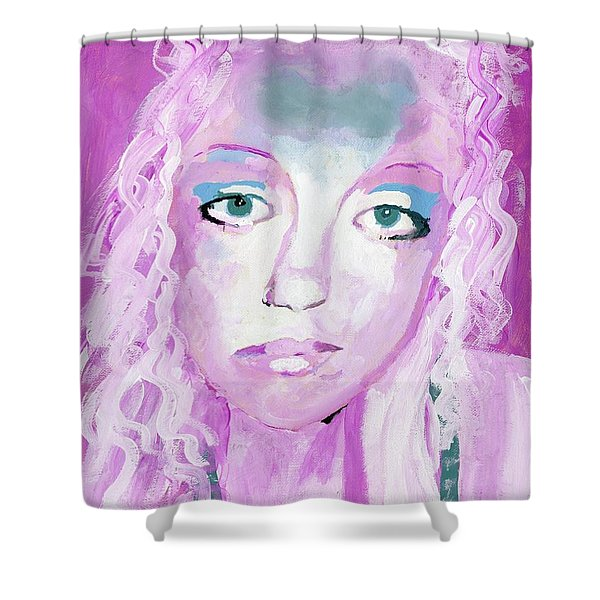 The Empath Shower Curtain
