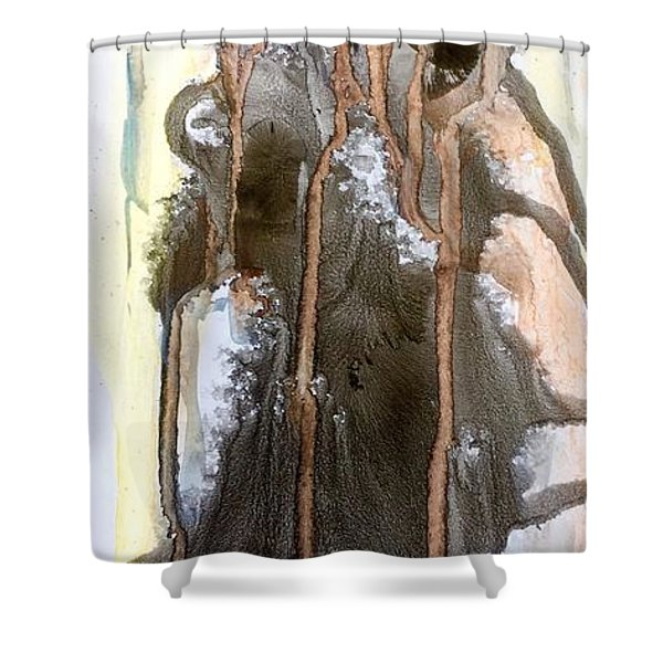 The End Of The Tears Shower Curtain