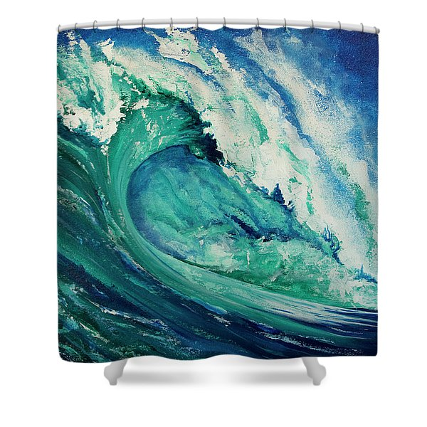 The Endless, Vol.1 Shower Curtain
