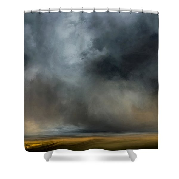 The Expanse Shower Curtain