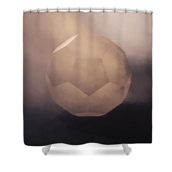 The Facet Shower Curtain