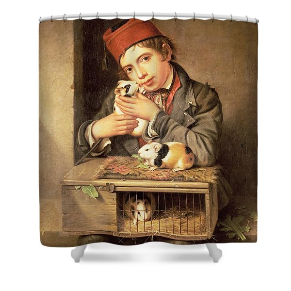 The Favourite Shower Curtain