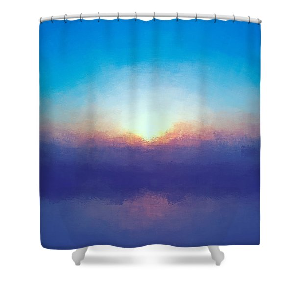 The Fifth One Shower Curtain