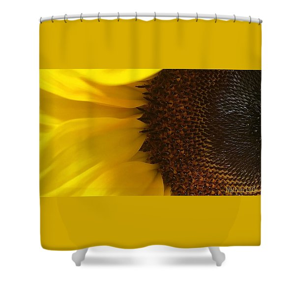 The Flame Shower Curtain