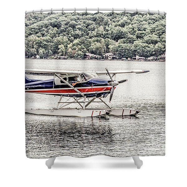 The Float Shower Curtain
