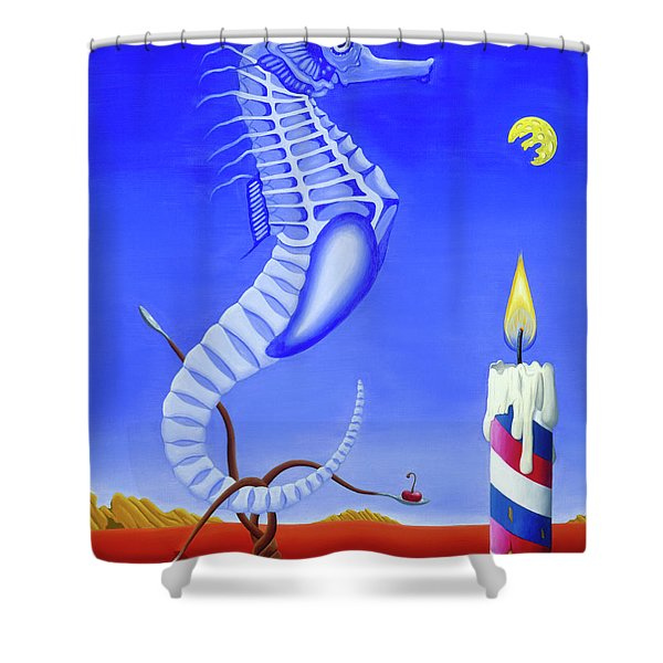 The Game Shower Curtain