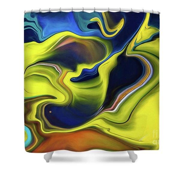 The Glory Shower Curtain