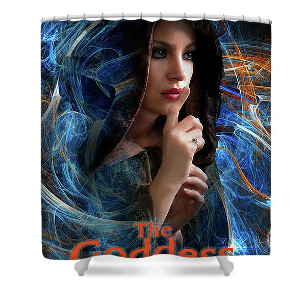 The Goddess Project Shower Curtain