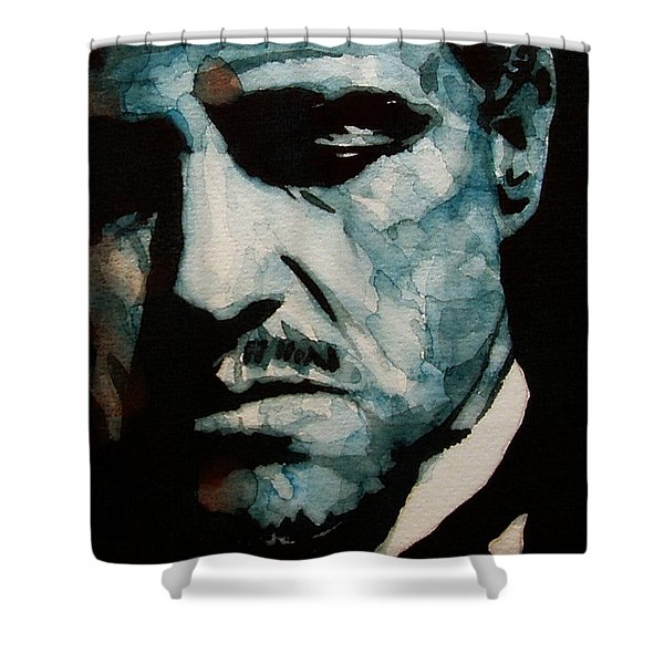 The Godfather - Shower Curtain