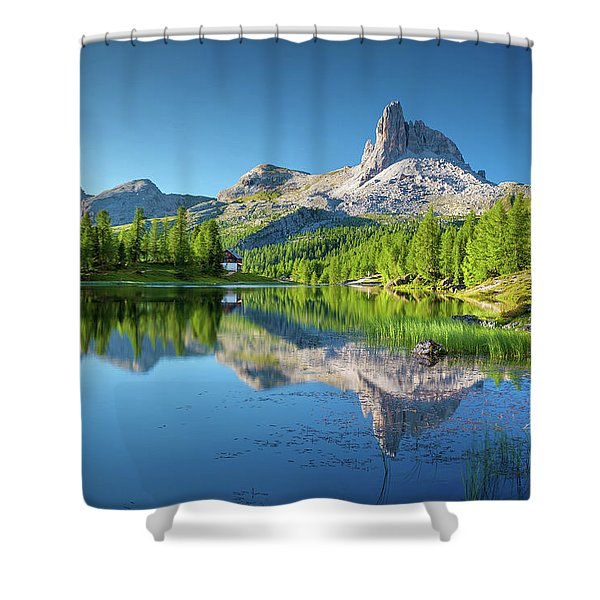 The Great Northwest Shower Curtain