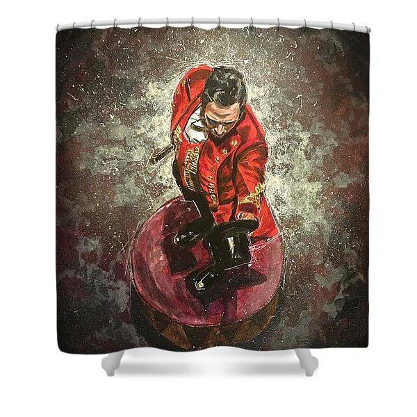 The Greatest Showman Shower Curtain