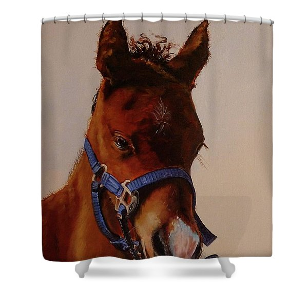 The Halter Shower Curtain
