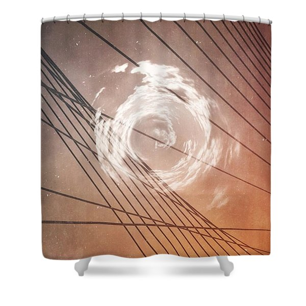 The Heart And The Mind So Rarely Agree Shower Curtain