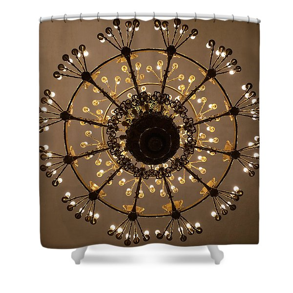 The Hermitage 2 Shower Curtain